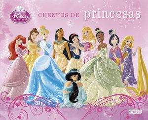 PRINCESAS DISNEY. CUENTOS DE PRINCESAS
