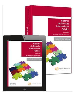 SISTEMA DE DERECHO INTERNACIONAL PÚBLICO (PAPEL + E-BOOK)