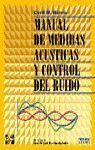 MANUAL DE MEDIDAS ACÚSTICAS Y CONTROL DEL RUIDO