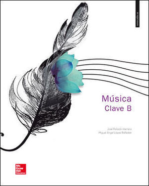 MÚSICA CLAVE B LIBRO+CD (MCGRAW-HILL)