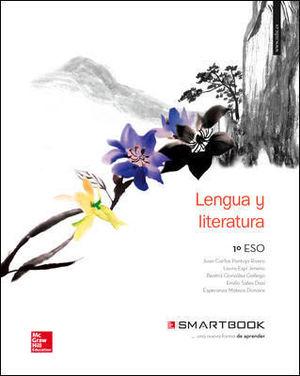 LENGUA LITERATURA 1ºESO +CUADERNO ORTOGRAFIA +SMARTBOOK (MCGRAW-HILL)