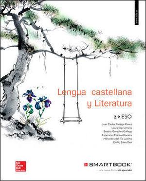 LENGUA 2ºESO +CUADERNO+ORTOGRAFÍA+SMARTBOOK (MCGRAW)