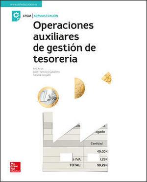 OPERACIONES AUXILIARES DE GESTION DE TESORERIA (CFGM) (MCGRAW)