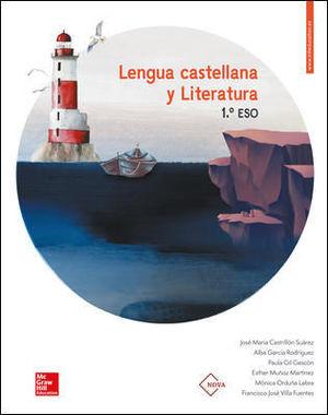 LENGUA Y LITERATURA 1ºESO (NOVA) LIBRO DEL ALUMNO (MCGRAW)