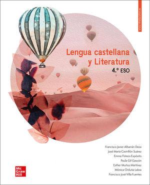 LENGUA CASTELLANA Y LITERATURA 4ºESO (MCGRAW)