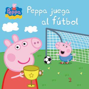 PEPPA JUEGA AL FÚTBOL (PEPPA PIG)