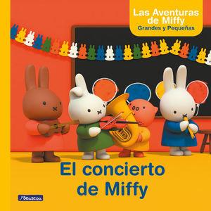 EL CONCIERTO DE MIFFY (LAS AVENTURAS DE MIFFY. PRIMERAS LECTURAS)