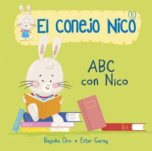 CONEJO NICO. ABC CON NICO (CARTON)