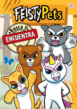 FEISTY PETS. BUSCA Y ENCUENTRA