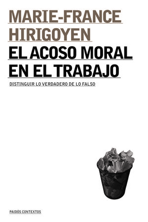 EL ACOSO MORAL EN EL TRABAJO