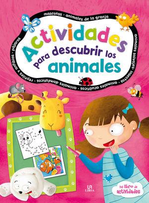 ACTIVIDADES PARA DESCUBRIR LOS ANIMALES