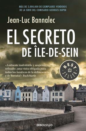 EL SECRETO DE ÎLE-DE-SEIN (COMISARIO DUPIN 5)