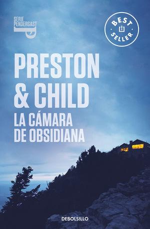 LA CÁMARA DE OBSIDIANA (INSPECTOR PENDERGAST 16)