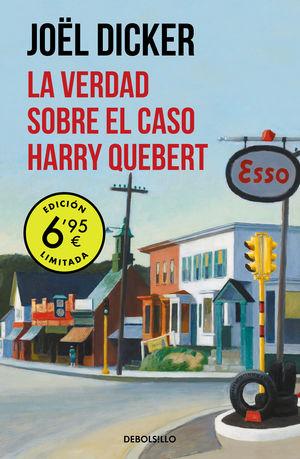 LA VERDAD SOBRE EL CASO HARRY QUEBERT (EDICIÓN LIMITADA A PRECIO