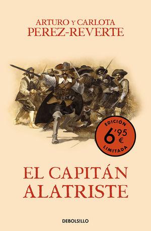 EL CAPITÁN ALATRISTE (CAMPAÑA VERANO -EDICIÓN LIMITADA A PRECIO E