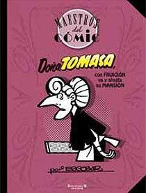 DOÑA TOMASA (MAESTROS DEL CÓMIC)