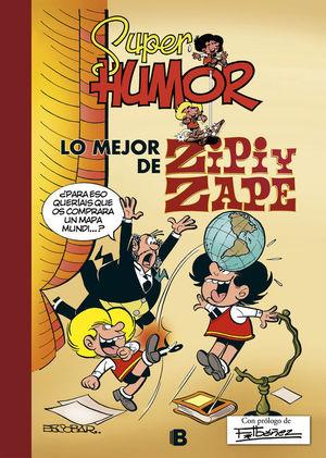 LO MEJOR DE ZIPI Y ZAPE (NUEVA EDICIÓN) (SÚPER HUMOR ZIPI Y ZAPE 14)