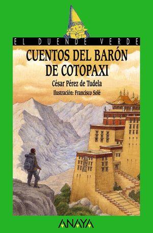 CUENTOS DEL BARÓN DE COTOPAXI