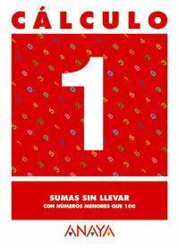 CALCULO ANAYA Nº 1