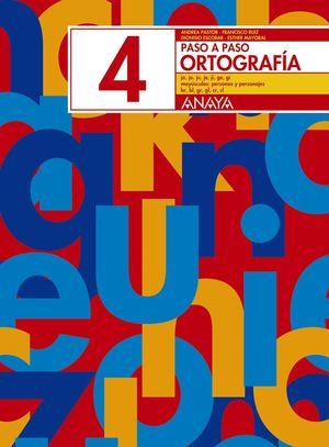 ORTOGRAFÍA 4