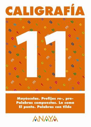 CALIGRAFÍA 11.