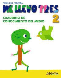 CUADERNO DE CONOCIMIENTO DEL MEDIO 2