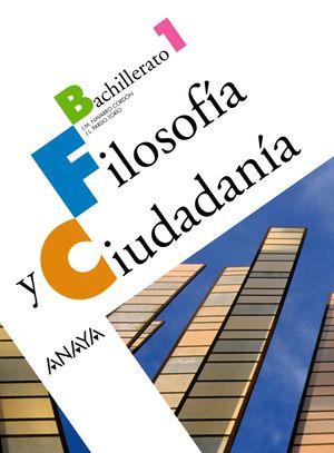 FILOSOFÍA Y CIUDADANÍA.