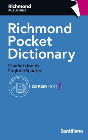 RICHMOND POCKET DICTIONARY WITH CD-ROM (ED.09)