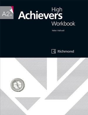HIGH ACHIEVERS A2+ WORBOOK (RICHMOND)