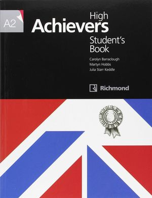 HIGH ACHIEVERS A2 STUDENT'S BOOK (RICHMOND)