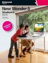 WONDER 5ºEP STUDENT'S BOOK +LANGUAGE REFERENCE (RICHMOND)