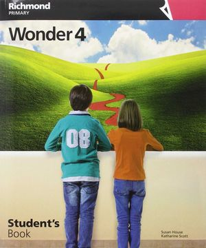 WONDER 4ºEP STUDENT'S +LANGUAGE REFERENCE (RICHMOND)