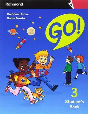 GO! 3ºEP STUDENT'S PACK (RICHMOND)