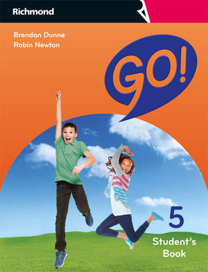 GO! 5ºEP STUDENT'S PACK (RICHMOND)