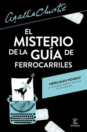EL MISTERIO DE LA GUÍA DE FERROCARRILES