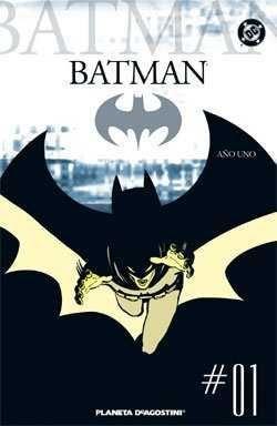 COLECCIONABLE BATMAN