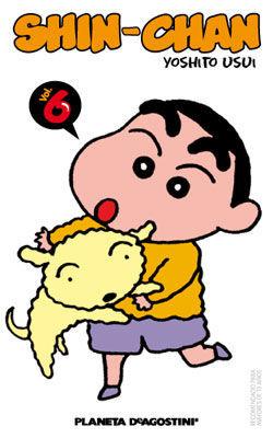 SHIN-CHAN Nº 06