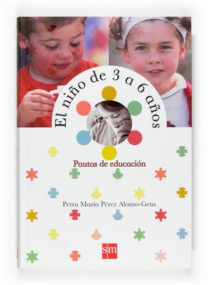 EL NIÑO DE 3 A 6 AÑOS