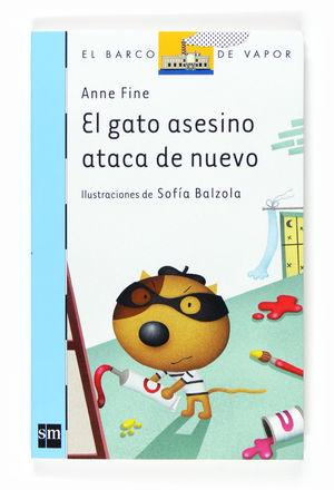 EL GATO ASESINO ATACA DE NUEVO