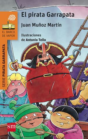BVNPG.1 EL PIRATA GARRAPATA