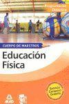 CUERPO DE MAESTROS, EDUCACIÓN FÍSICA. PROGRAMACIÓN DIDÁCTICA