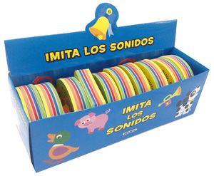 IMITA LOS SONIDOS (2 TÍTULOS)
