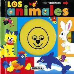 LOS ANIMALES. TIRA Y DESCUBRE