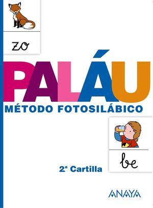 PALÁU (2) MÉTODO FOTOSILÁBICO (ANAYA)
