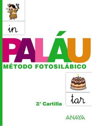 PALÁU (3) MÉTODO FOTOSILÁBICO (ANAYA)