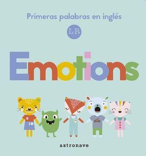 EMOTIONS. PRIMERAS PALABRAS EN INGLES