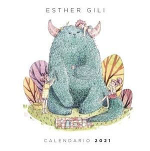 CALENDARIO ESTHER GILI 2021