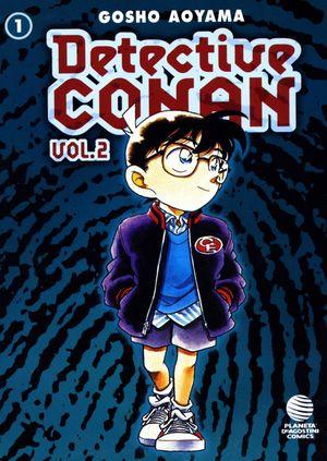 DETECTIVE CONAN II Nº01