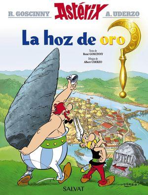 ASTERIX (2) LA HOZ DE ORO