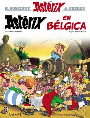 ASTÉRIX (24) EN BÉLGICA